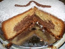 WG Torte - Marmor (Innenansicht)