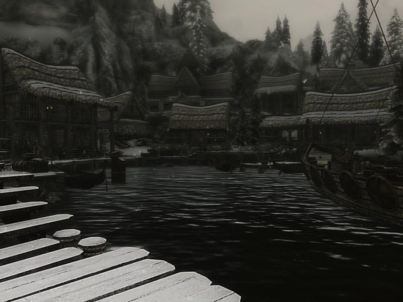 Dämmerstern Hafen