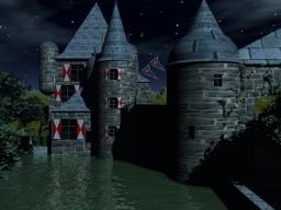 einfache Burg